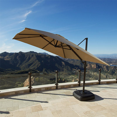 Portofino Cantilevel Umbrella