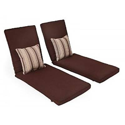 Etro Arc Lounger Cushion Sset (2pk)