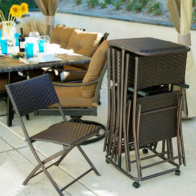 Perfect Folding Chair Set