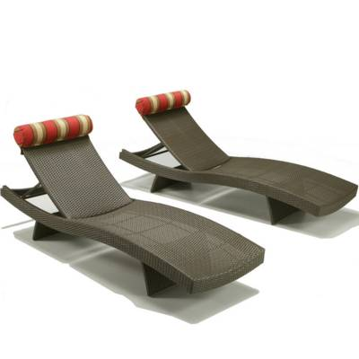 Cantina Lounger Set (2pk)